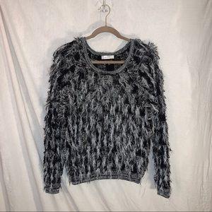 Milly tinsel sweatshirt